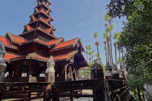 Bagaya KyaungMonastery