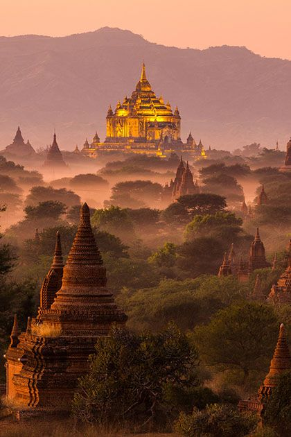 Behold Enchanting Religious Sites in Myanmar Irrawaddy River Cruises
