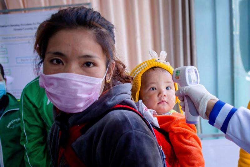 Coronavirus COVID-19 News Update in Myanmar