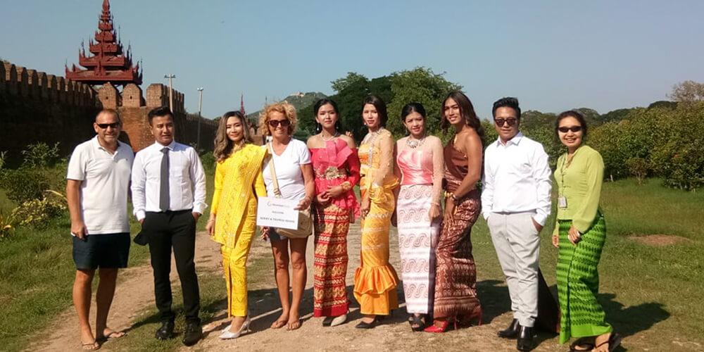 Go Myanmar Cruises Story