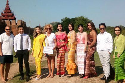 Highlight of Myanmar river cruise