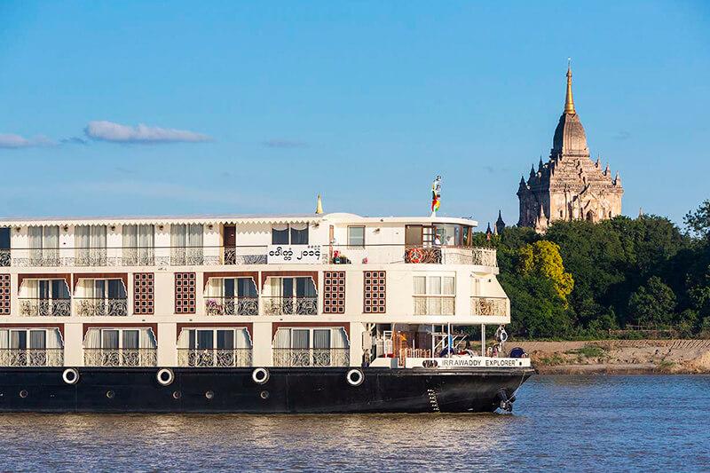 Irrawaddy Explorer Cruise Myanmar