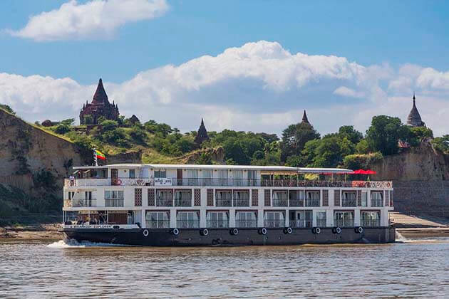Irrawaddy Explorer Cruise - myanmar luxury cruises