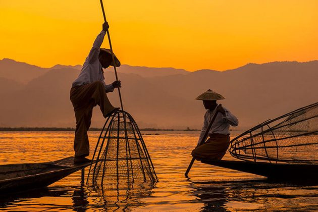 Jewels of Myanmar river cruise - 15 days