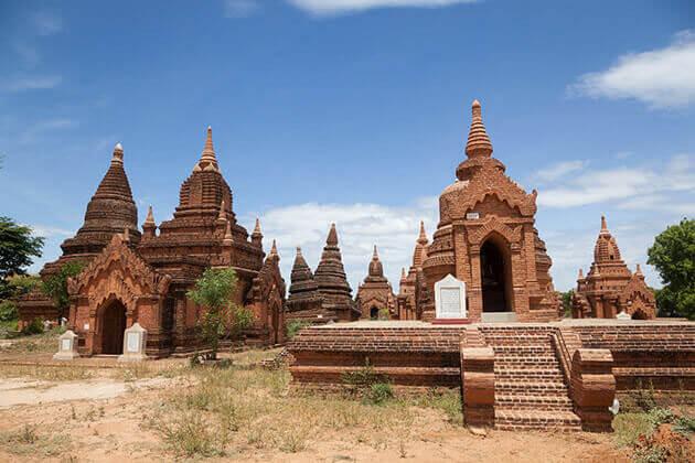 Khay Min Ga pagoda complex