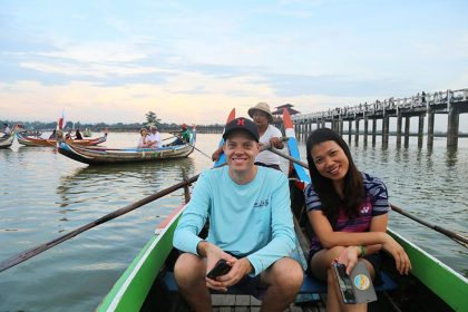 Mesmerizing Irrawaddy River Cruise