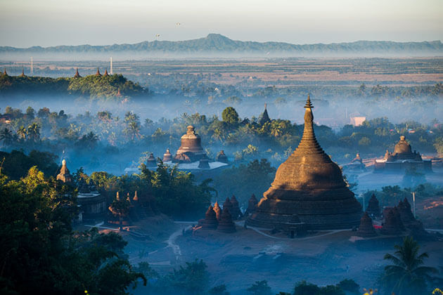 Mrauk u - hidden gem of Myanmar
