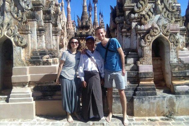 Myanmar river cruise trip to Inle Lake