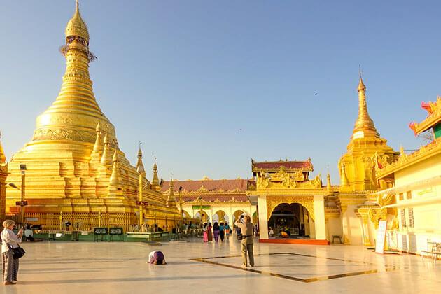 Myat-Thalon Pagoda
