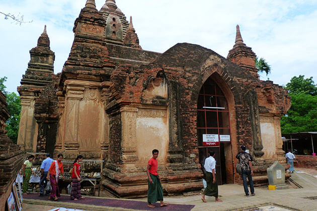 Myingabar Gubyaukgyi temple