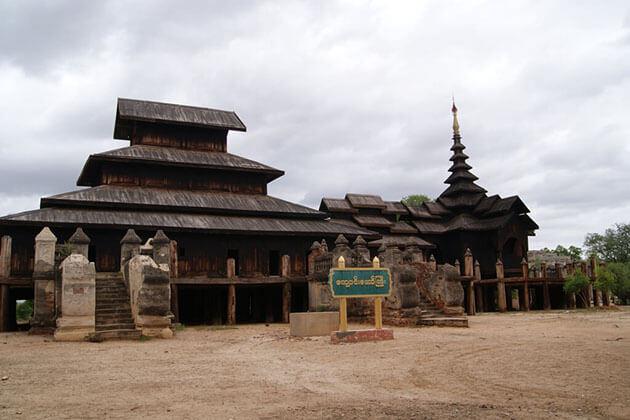 Pakokku - place to visit in irrawaddy river cruise