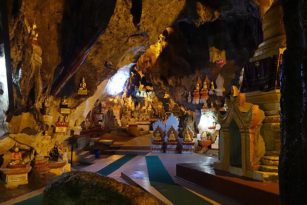 Pindaya - worth visiting destination in Myanmar