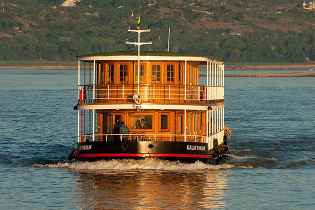 RV KALAY PANDAW - GOOD BOUTIQUE MYANMAR RIVER CRUISE