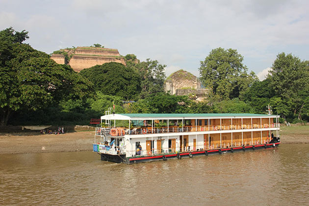 RV KHA BYOO PANDAW - MYANMAR BOUTIQUE RIVER CRUISE