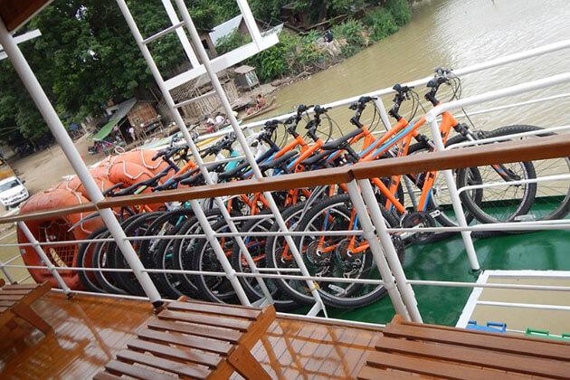 Rv Kha Byoo Pandaw Cruise Myanmar River Cruises