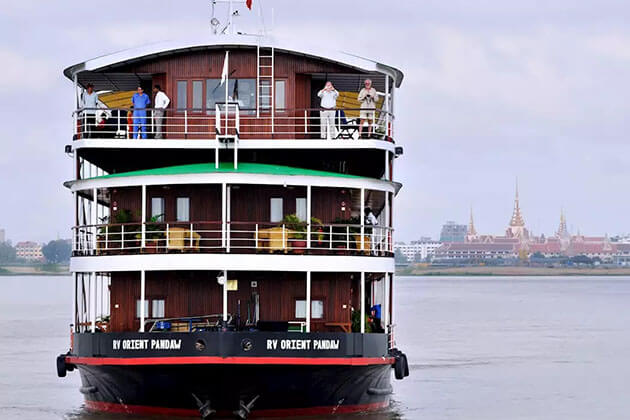 RV ORIENT PANDAW - MYANMAR RIVER CRUISES
