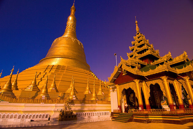 Shwemawdaw Pagoda