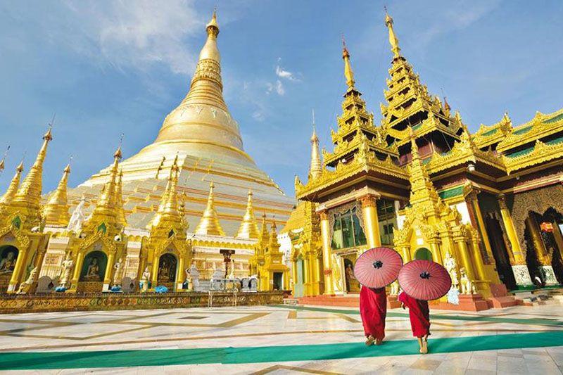 Top 10 Best Tourist Attractions in Myanmar - Burma attractions