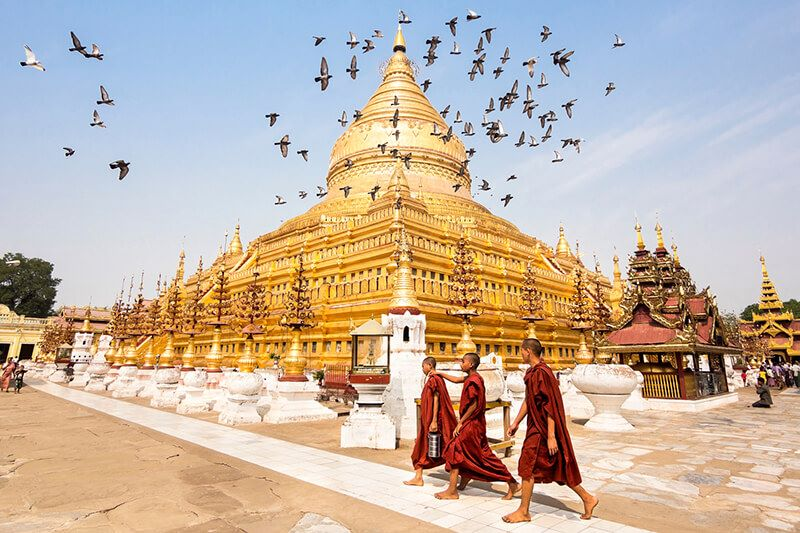 Uncover Myanmar by Cruise packages