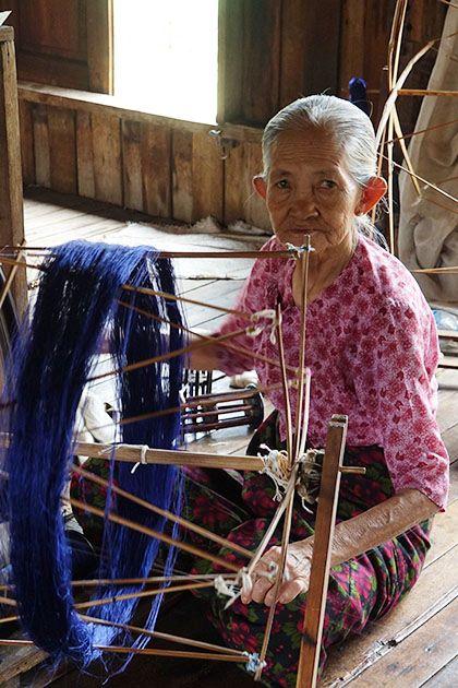 Valuable Skill-Learning in Luxury Cruise Burma