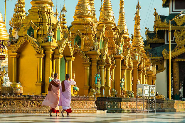 Yangon - best attraction to visit in irrawaddy river cruises