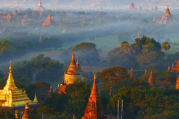 bagan - must-see irrawaddy attractions