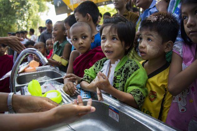 coronavirus news and update in myanmar