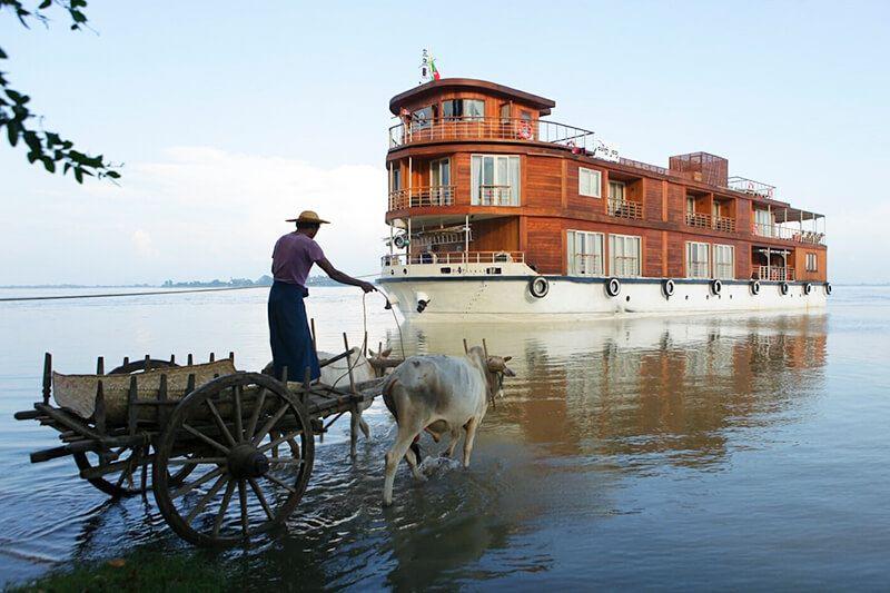 expert in Myanmar cruise packages
