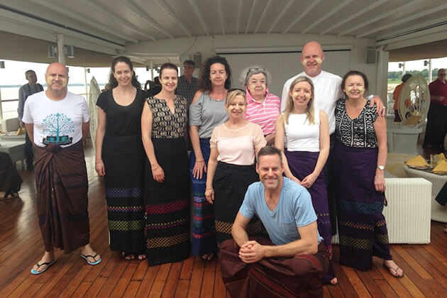 feedback on myanmar river cruise with strand cruise