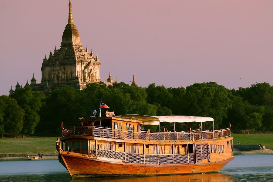 feel confident to travel myanmar river cruises