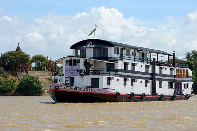 irrawaddy princess ii cruise