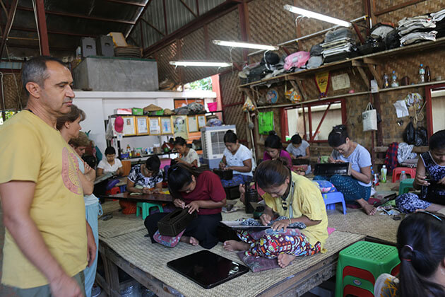 local lacquerware - great destination to learn more about the local life