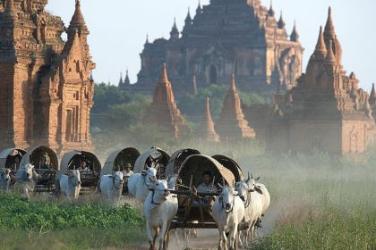 myanmar luxury river cruise - treasure of the golden land