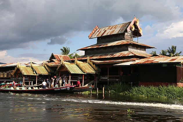Vibrant Myanmar River Cruise