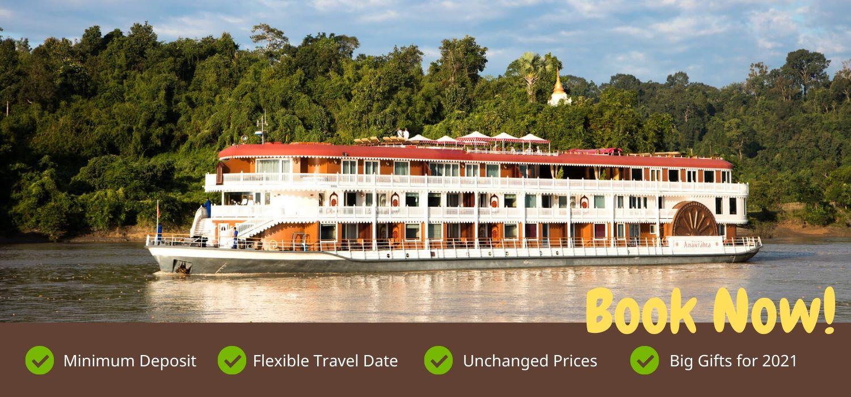 replan myanmar river cruises