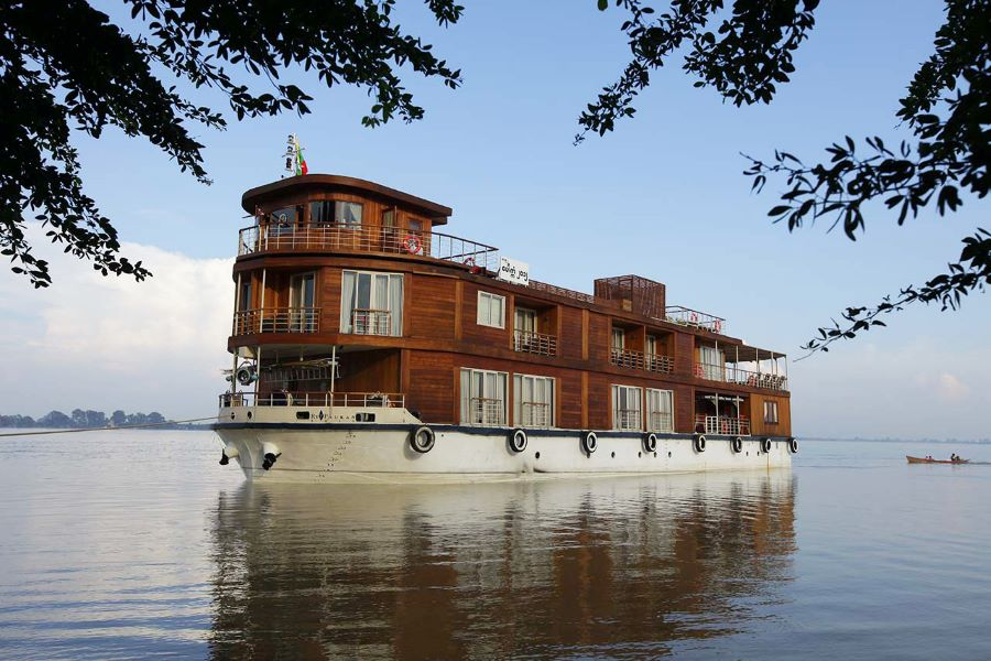 replan your myanmar river cruise vacation packages