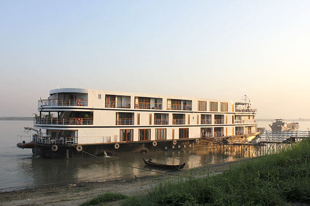 sanctuary ananda cruise ship for myanmar luxury river cruises