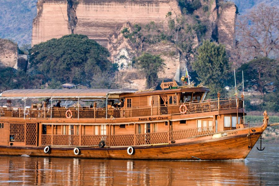 travel myanmar river cruises confidently