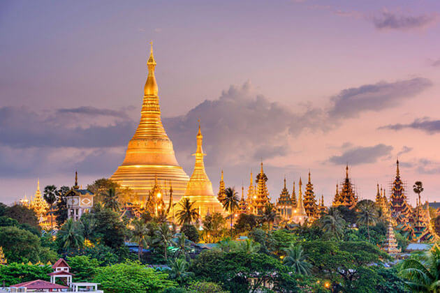 yangon - the most interesting port for myanmar river cruises